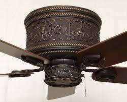 Western Style Ceiling Hugger Fan