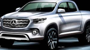 100 Cowboy Truck MercedesBenz Promises Its Upcoming Pickup Will Not Be A Fat Cowboy