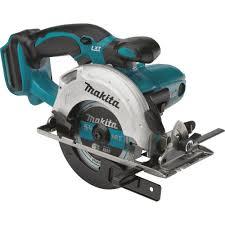 makita 18 volt lxt 5 3 8 in circular trim saw tool only xss03z