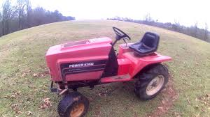 1986 Power King tractor