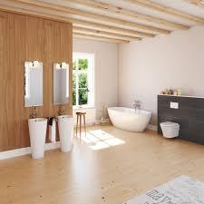 badezimmer ideen musterbäder hornbach großformatige