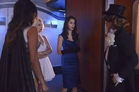 Pll Halloween Special Season 1 by Pretty Little Liars Halloween Episode Spoilers This Is A Dark