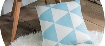 housse de coussin 65x65 pour canapé coussins et housses de coussin tendance la foir fouille
