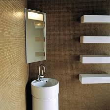 super corner bathroom sinks for small spaces wall mounted corner