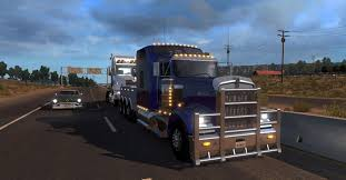 100 Tow Truck Simulator Kenworth W900 Wrecker Load Template Mod For
