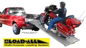 100 Truck Bed Ramp LoadAll V2 System