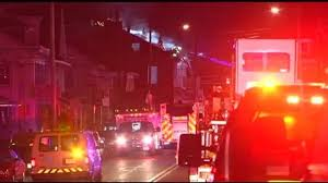 Sinking Springs Pa Restaurants by Woman Dies After Escaping Burning Apartment Building In Sinking