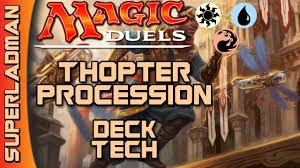 Thopter Deck Magic Duels by Magic Duels Thopter Procession Deck Tech 5208 Bytearea