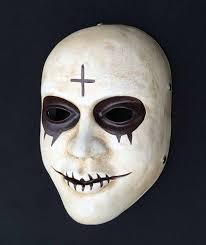 Purge Anarchy Mask For Halloween by Amazon Com Gmasking The Purge Anarchy James Sandin Cross Mask