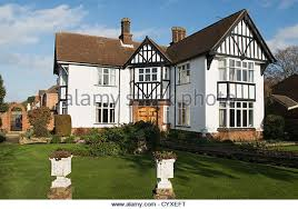 Mock Tudor House Photo by 1930s Mock Tudor Housing Stock Photos 1930s Mock Tudor Housing