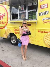 Little Me And Free | Create Your Own Eggs Benedict Eggo Waffle Bar Fabulous Bloggers Delicious Waffles Pinterest Food Golden Waffle Truck At Soma Streat Park In San Franci Flickr Good Waffles A Cute Food The Wagon Kbooklover Michelle Noms Sandwiches Julicious Kota Damansara House Fan Photo Contest Papa Fritz Belgian Truck La Stainless Kings Mania A Little Yumminess Style From Wafels Dinges Event Planning New York Ny Reviews Kudzucom Big C Chicken And On Wheels Triangle Foodies Pittsburgh Trucks Have Nowhere To Go But Up Post