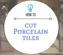Kobalt Tile Cutter You Tube by Cutting Porcelain Tile 6 Easy Methods Pro Tool Guide