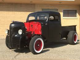 1945 Dodge Hot Rod Pickup Truck Custom Turbo Five Speed Suicide ... 1952 Dodge B3 Pickup Original Flathead Six Four Speed Youtube 40s Dodge Truck Rat Rod Hot Rods Pinterest 1945dodgepickupcustompaint Car For Sale 1945 Truck 3 Tons 1949 With A Cummins 6bt Diesel Engine Swap Depot Halfton Classic Photos Jobrated Trucks Advertising Campaign 51947 Fit The Wc Series Wikipedia How Ford Made America Fall In Love Pickup Trucks 2019 20 Top Upcoming Cars