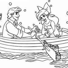 Disney Princess Coloring Pages To Print Ariel Printable