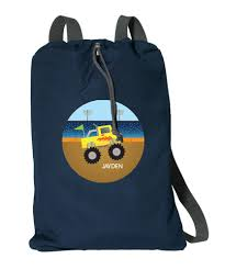 100 Monster Truck Backpack Personalized Bags For Kids By Spark Spark
