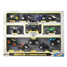 Harga Pasaran Hot Wheels Monster Jam 25th Anniversary Kendaraan 12 ...