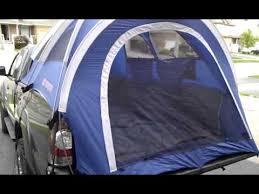 toyota tacoma truck tent youtube