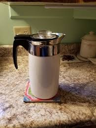I Just Purchased A Lovely Stainless Steel Cusinart Coffee Percolator As Gift To MOI
