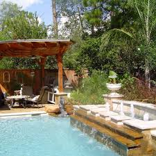 Auto Draft Luxury Small Backyard Pool Landscaping Ideas Home