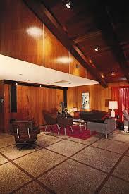 Living Room Decor 1960s