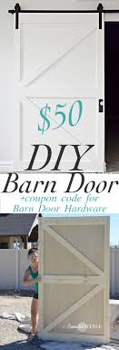 $50 DIY British Brace Barn Door - Remington Avenue How To Build Sliding Barn Doors Youtube A Door Beneath My Heart Bedroom Closet Diy Best 25 Diy Barn Door Ideas On Pinterest Doors Howtos Itructions And Hdware All Things Thrifty Ana White Cabinet For Tv Projects Simple Home Depot Build Shed Asusparapc The Turquoise