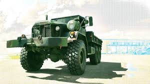 100 Army 5 Ton Truck 7 Used Military Vehicles You Can Buy The Drive