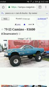 100 Craigslist Tampa Cars And Trucks Found This On One Of My Hunts A Couple Of Weeks Ago