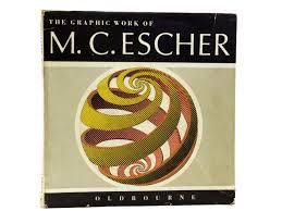 Photo Of THE GRAPHIC WORK OF MC ESCHER Written By Escher Illustrated