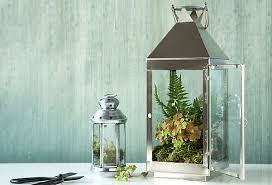 Spring Decorating Ideas Outdoor Spaces Instant Terrarium