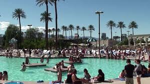 Luxor Casino Front Desk by Las Vegas April 18 Crowd Of Tourists At Lobby Luxor Las Vegas