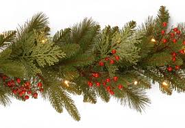 Christmas Tree 9ft Canada by 9ft Pre Lit Classical Collection Feel Real Artificial Christmas
