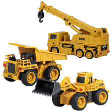 100 Big Toy Dump Truck LeadingStar 164 Mini Remote Control RC Truck