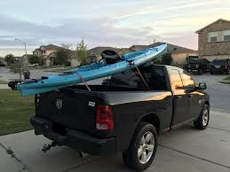 Just Bought A Used Hobie Revolution 16 For Kayak Fishing ... How To Transport Kayaks Tacoma World The Ultimate Guide To Buying A Fishing Kayak Must Read Before Truck Bed Extender General Product Review Extend A Bed Extender Loading Hobie Boonedox Tbone Getting Heavy Hobie Kayak Off Truck Rack Part 1 Of 4 Youtube Pick Up Hitch Extension Rack Ladder Canoe Page 10 Diy Loader Towbar Support