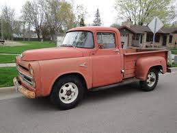 File:57 Dodge Pick-Up 01.jpg - Wikimedia Commons 1957 Dodge Pickup Truck Youtube 1316 Dodge Ram 1500 Rear Bumper W Led Nettivaraosa 57 2008 Hemi Car Spare Parts D100 Sweptside Pickup F1301 Kissimmee 2017 3500 1996 For Mudrunner Used Parts 2003 Quad Cab 4x4 47l V8 45rfe Auto Sale Classiccarscom Cc1143576 Truck Realworld Classic Trucking Hot Rod Network 4 Sale Resort Collector Cars And Trucks C Series Wikipedia Unfinished Business Truckin Magazine