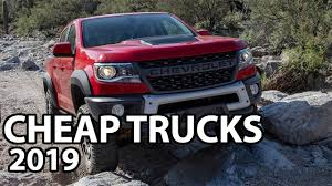 100 Affordable Trucks Top 5 Cheap New In 2019 OffRoad And OnRoad