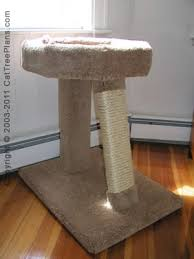 cat climbing furniture plans free download pdf woodworking cat