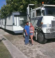 GoreSet Mobile Home Movers of Texas