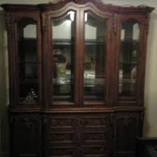 find more beautiful china cabinet w 2 cabinets and 3 lined