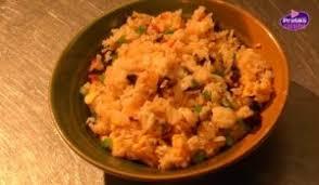 comment cuisiner le riz une recette pour cuisiner un plat original à base de riz sur orange