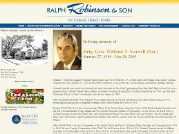 Ralph Robinson Funeral Home In Pine Bluff Home Ideas