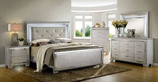 Get hold of the silver bedroom furniture Pickndecor