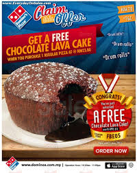 Dominos Pizza Coupon Codes Free Lava Cake Dominos Get One Garlic Breadsticks Free On Min Order Of 100 Rs Worth 99 Proof Added For Pick Up Orders Only Offers App Delivering You The Best Promo Codes Free Pizza Pottery Barn Kids Australia 2x Tuesday Coupon Code Coupon Codes Discount Vouchers Pizza 6 Sep 2013 Delivery Domino Offer Code Special Seji Digibless Canada Coupoon 1 Medium 3 Topping Nutella In Sunday Paper Poise Pad Coupons Lava Cake 2018 Barilla Pasta 2019
