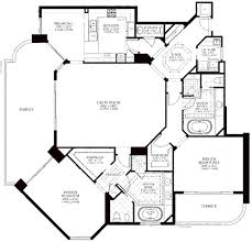 Mgm Grand Floor Plan by Turnberry Place Las Vegas High Rise Condominium Property