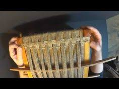 Chair Caning Instructions Youtube by Vídeo Asiento Cuerda Cordats Pinterest Youtube Ideas Para