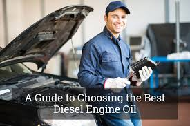 A Guide To Choosing The Best Diesel Engine Oil (Aug, 2018)