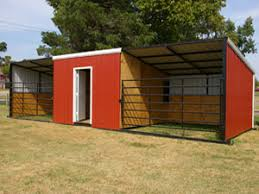 Loafing Shed Kits Texas by Gobob Pipe And Steel Sheds