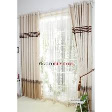 Navy Geometric Pattern Curtains by 48 Inch Long Curtains