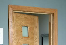 Solid Wood 4 Panel Interior Doors