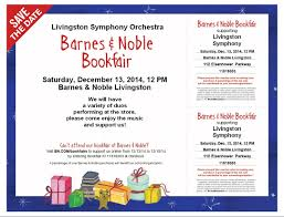 Saturday, 12/13: Bookfair To Benefit LSO At Barnes & Noble :: Gsa Barnes And Noble Book Fair Garden Of The Sahaba Academy 17 Winter Bookfair Fundraiser Scottsdale Ballet Reminder Support The Hiliners At A This Saturday Parsippany Hills High School Notices Npr Burbank Arts For All An Education Nsol Bookfair Ceo Resigns Nook Gets New Boss Tablet News Spotlight Circus Juventas Read On Tucson Family