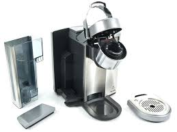 Kcup Machine Single Serve Coffee Maker K Cup Brewer